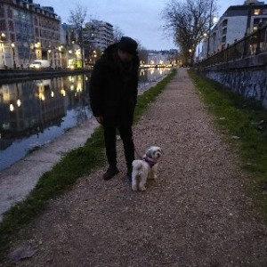 louna promenade canal